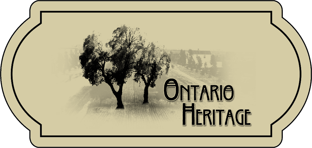Ontario Heritage